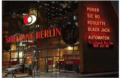 casino with roulette berlin